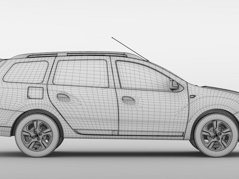 Dacia Logan VAN 2016 ( 647.6KB jpg by CREATOR_3D )