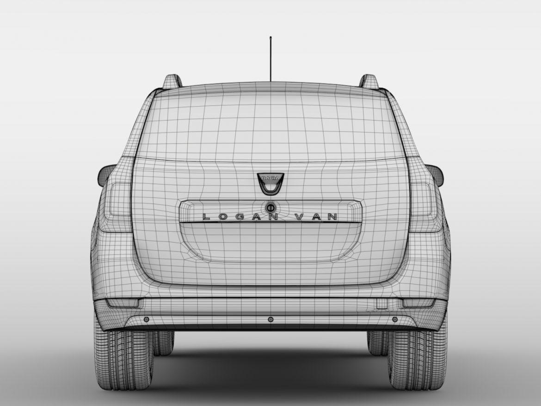 Dacia Logan VAN 2016 ( 426.53KB jpg by CREATOR_3D )