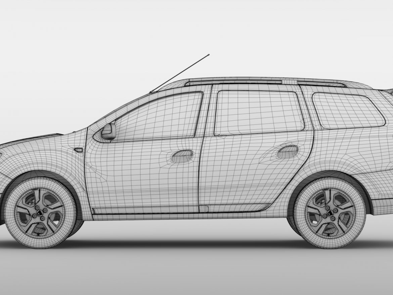 Dacia Logan VAN 2016 ( 636.91KB jpg by CREATOR_3D )