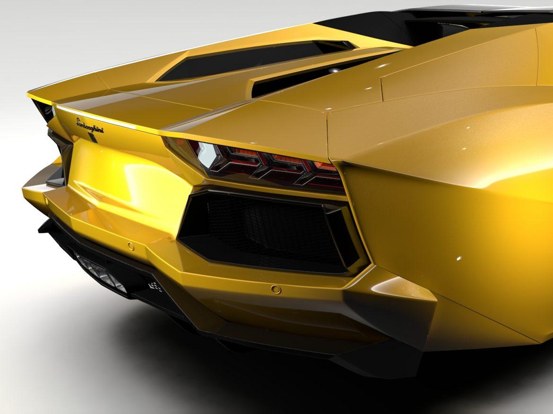 Lamborghini Aventador Flying 2017 ( 758.02KB jpg by CREATOR_3D )
