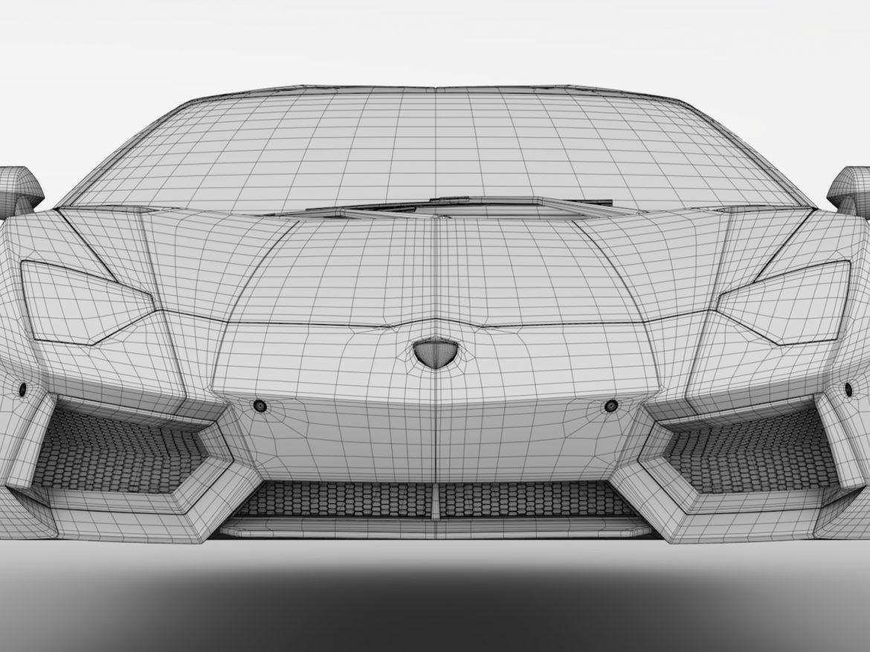 Lamborghini Aventador Flying 2017 ( 709.57KB jpg by CREATOR_3D )