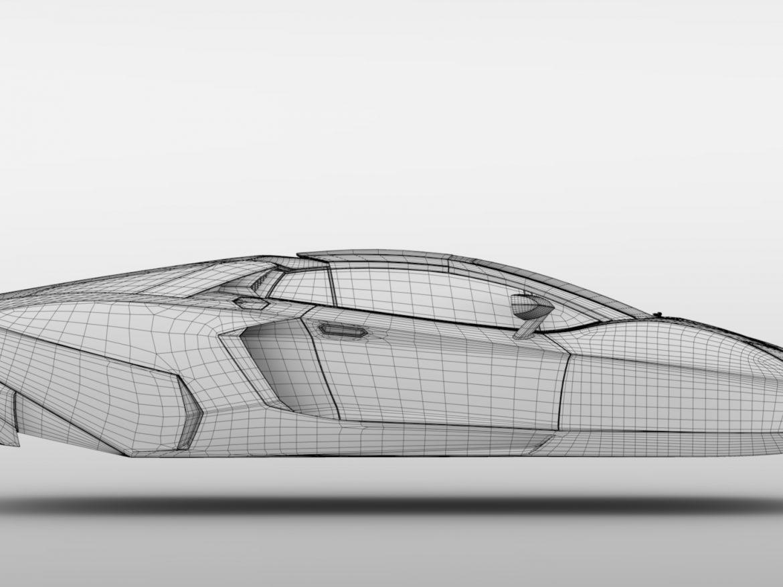 Lamborghini Aventador Flying 2017 ( 423.24KB jpg by CREATOR_3D )