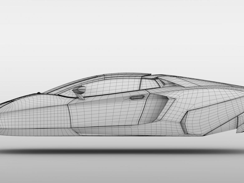 Lamborghini Aventador Flying 2017 ( 418.42KB jpg by CREATOR_3D )