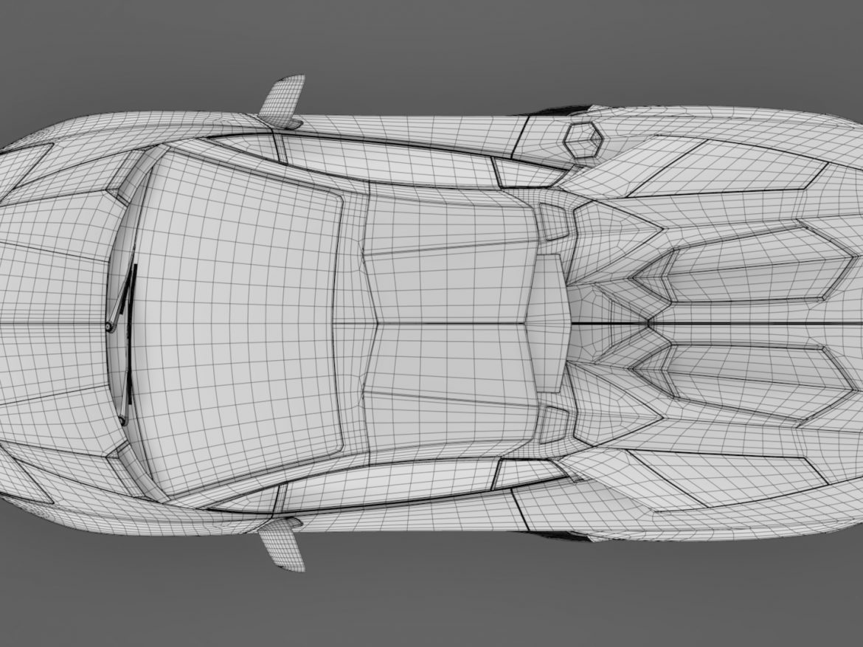 Lamborghini Aventador Flying 2017 ( 756.93KB jpg by CREATOR_3D )