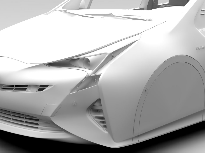 Toyota Prius Flying 2017 ( 380.44KB jpg by CREATOR_3D )