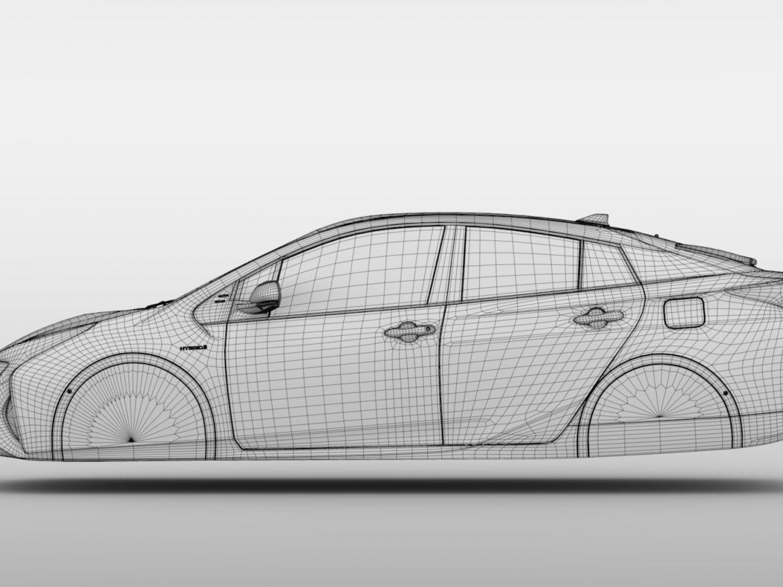 Toyota Prius Flying 2017 ( 486.34KB jpg by CREATOR_3D )