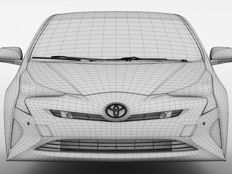 Toyota Prius Flying 2017 ( 719.06KB jpg by CREATOR_3D )