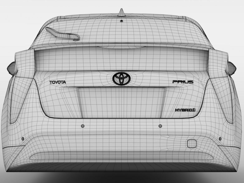 Toyota Prius Flying 2017 ( 636.12KB jpg by CREATOR_3D )