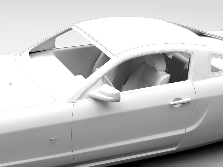 Ford Mustang v6 Pony 2006 Flying ( 326.94KB jpg by CREATOR_3D )
