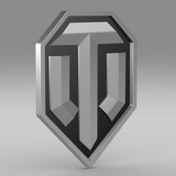 World of tanks logo ( 312.55KB jpg by stiv )