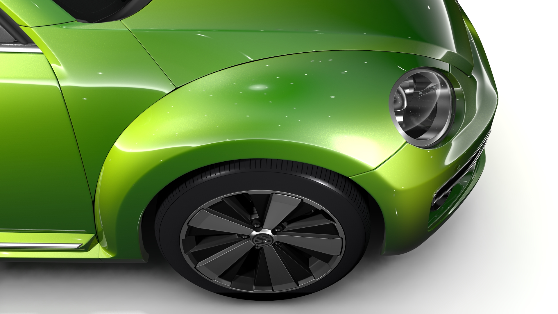 vw beetle 2017 3d model 3ds max fbx c4d lwo ma mb hrc xsi obj 221568