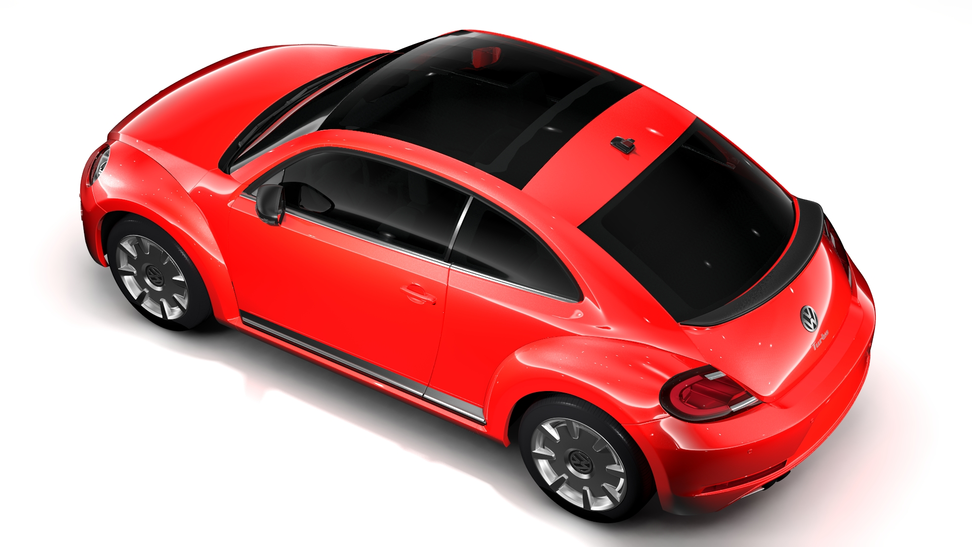 vw beetle turbo 2017 3d model 3ds max fbx c4d lwo ma mb hrc xsi obj 221668