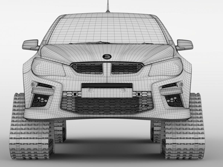 HSV GTS Maloo Crawler 2017 ( 705.71KB jpg by CREATOR_3D )