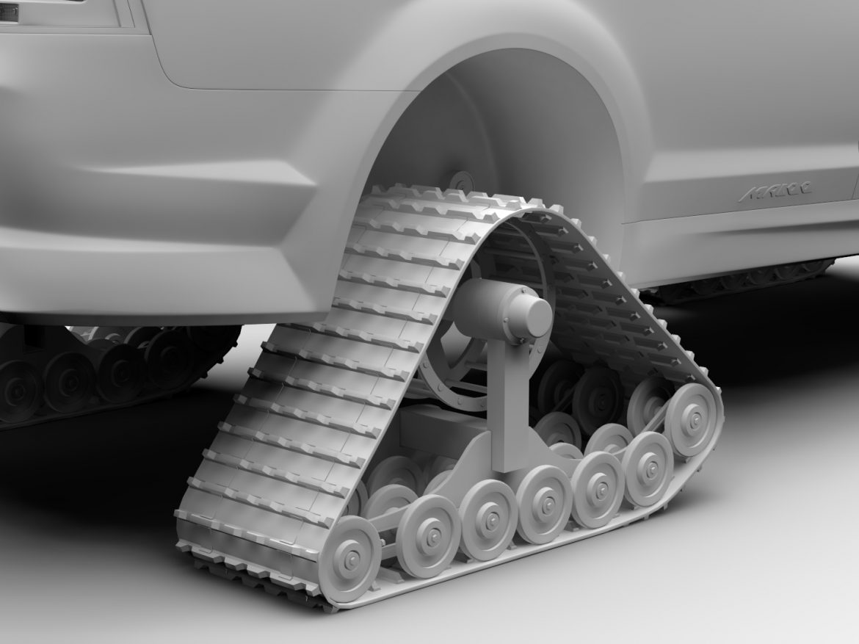 HSV GTS Maloo Crawler 2017 ( 477.59KB jpg by CREATOR_3D )