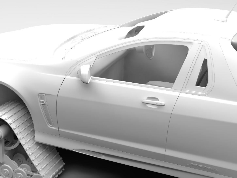 HSV GTS Maloo Crawler 2017 ( 446.93KB jpg by CREATOR_3D )