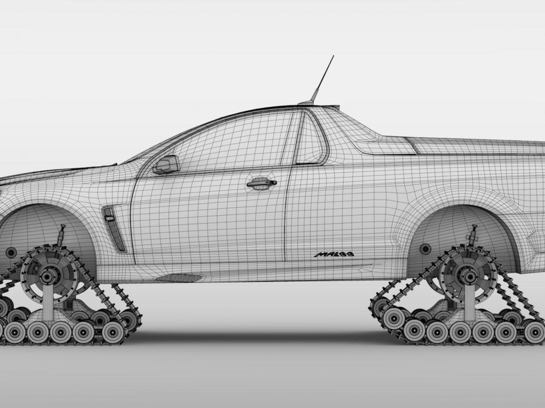 HSV GTS Maloo Crawler 2017 ( 650.87KB jpg by CREATOR_3D )