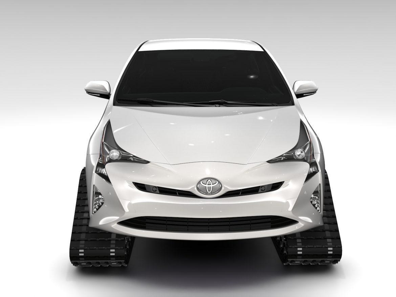 Toyota Prius Crawler 2017 ( 409.45KB jpg by CREATOR_3D )