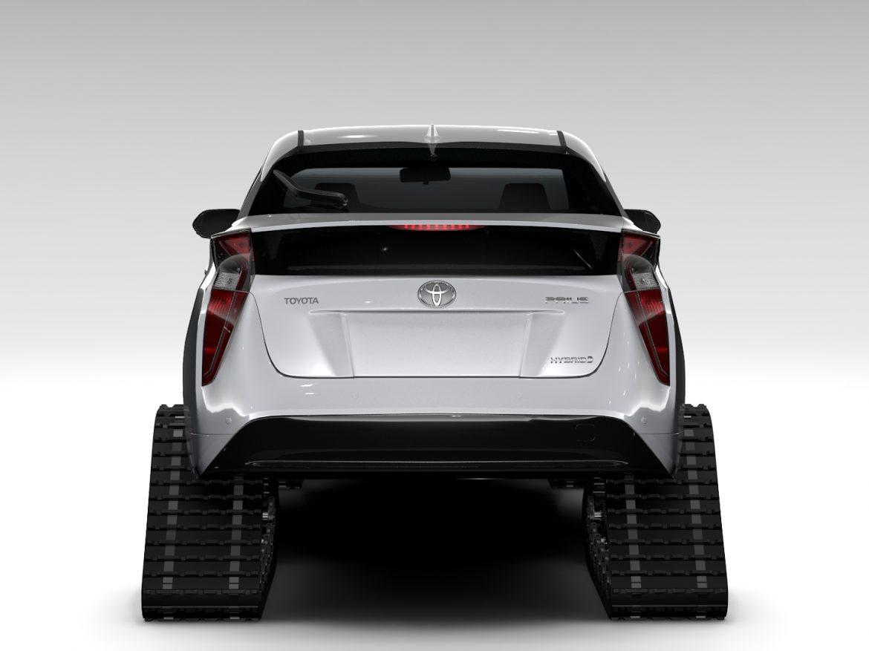 Toyota Prius Crawler 2017 ( 388.19KB jpg by CREATOR_3D )