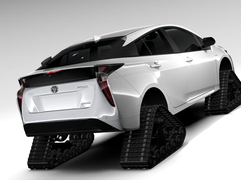 Toyota Prius Crawler 2017 ( 509.5KB jpg by CREATOR_3D )