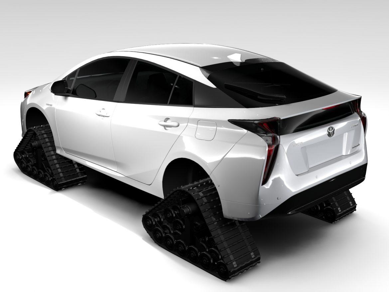 Toyota Prius Crawler 2017 ( 458.31KB jpg by CREATOR_3D )
