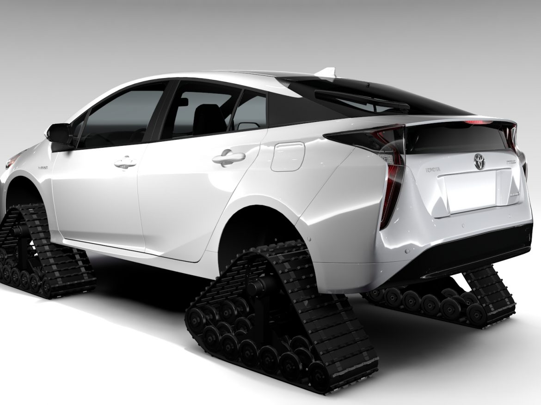 Toyota Prius Crawler 2017 ( 527.09KB jpg by CREATOR_3D )