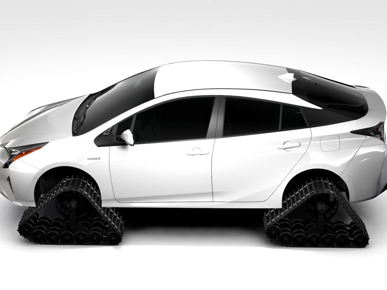 Toyota Prius Crawler 2017 ( 426.67KB jpg by CREATOR_3D )