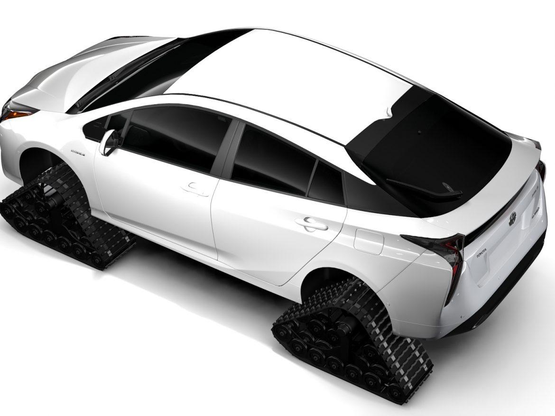 Toyota Prius Crawler 2017 ( 452.38KB jpg by CREATOR_3D )