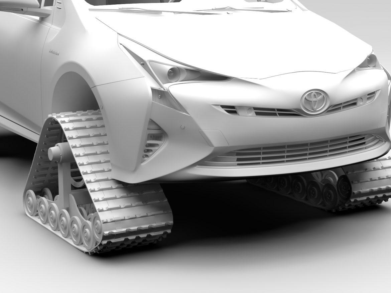Toyota Prius Crawler 2017 ( 471KB jpg by CREATOR_3D )