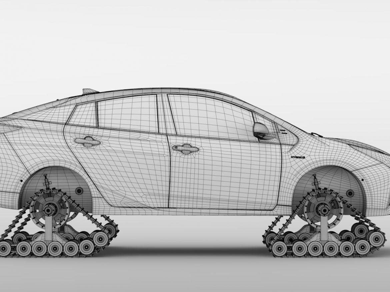 Toyota Prius Crawler 2017 ( 611.76KB jpg by CREATOR_3D )