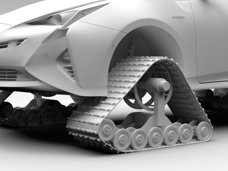 Toyota Prius Crawler 2017 ( 531.99KB jpg by CREATOR_3D )