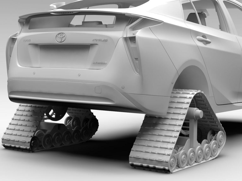 Toyota Prius Crawler 2017 ( 521.86KB jpg by CREATOR_3D )