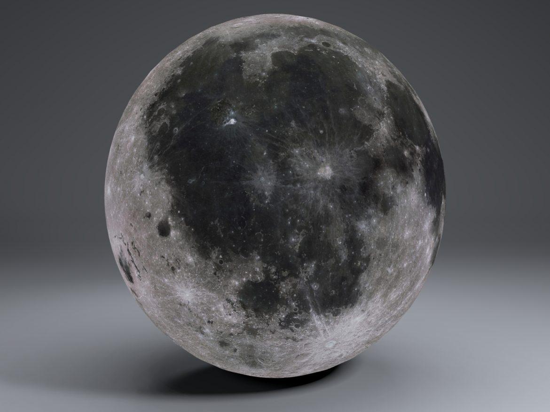 MoonGlobe 4k ( 862.65KB jpg by FlashMyPixel )