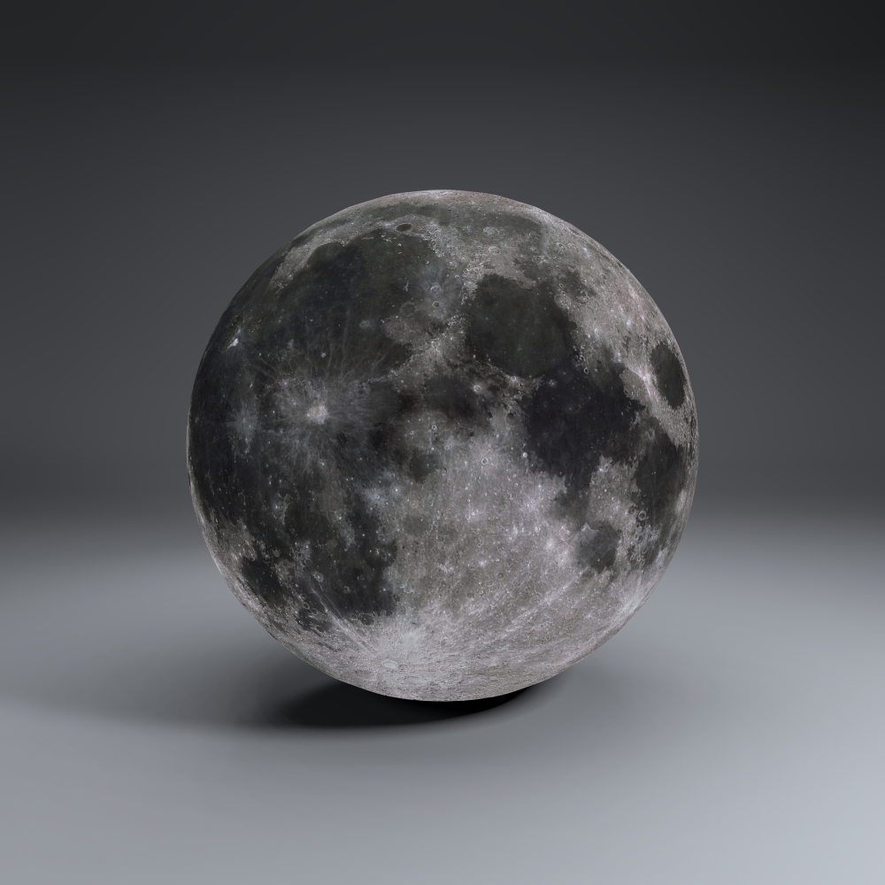 moonglobe 4k 3d model 3ds fbx blend dae obj 221756