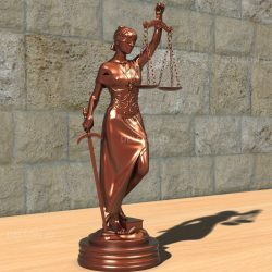 Statue Themis 3d model 3d printing high poly max fbx c4d   obj