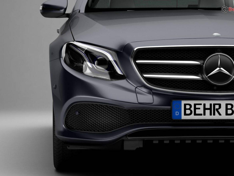 Mercedes E Class Avantgarde 2017 ( 147.82KB jpg by Behr_Bros. )