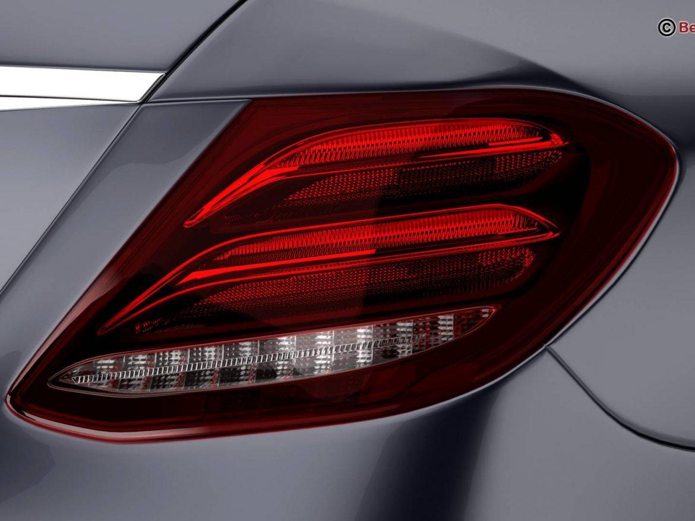 Mercedes E Class Avantgarde 2017 ( 152.95KB jpg by Behr_Bros. )