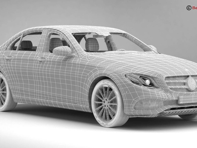Mercedes E Class Avantgarde 2017 ( 231.12KB jpg by Behr_Bros. )
