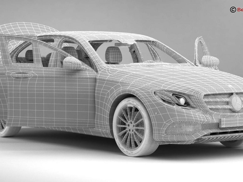Mercedes E Class Avantgarde 2017 ( 233.89KB jpg by Behr_Bros. )