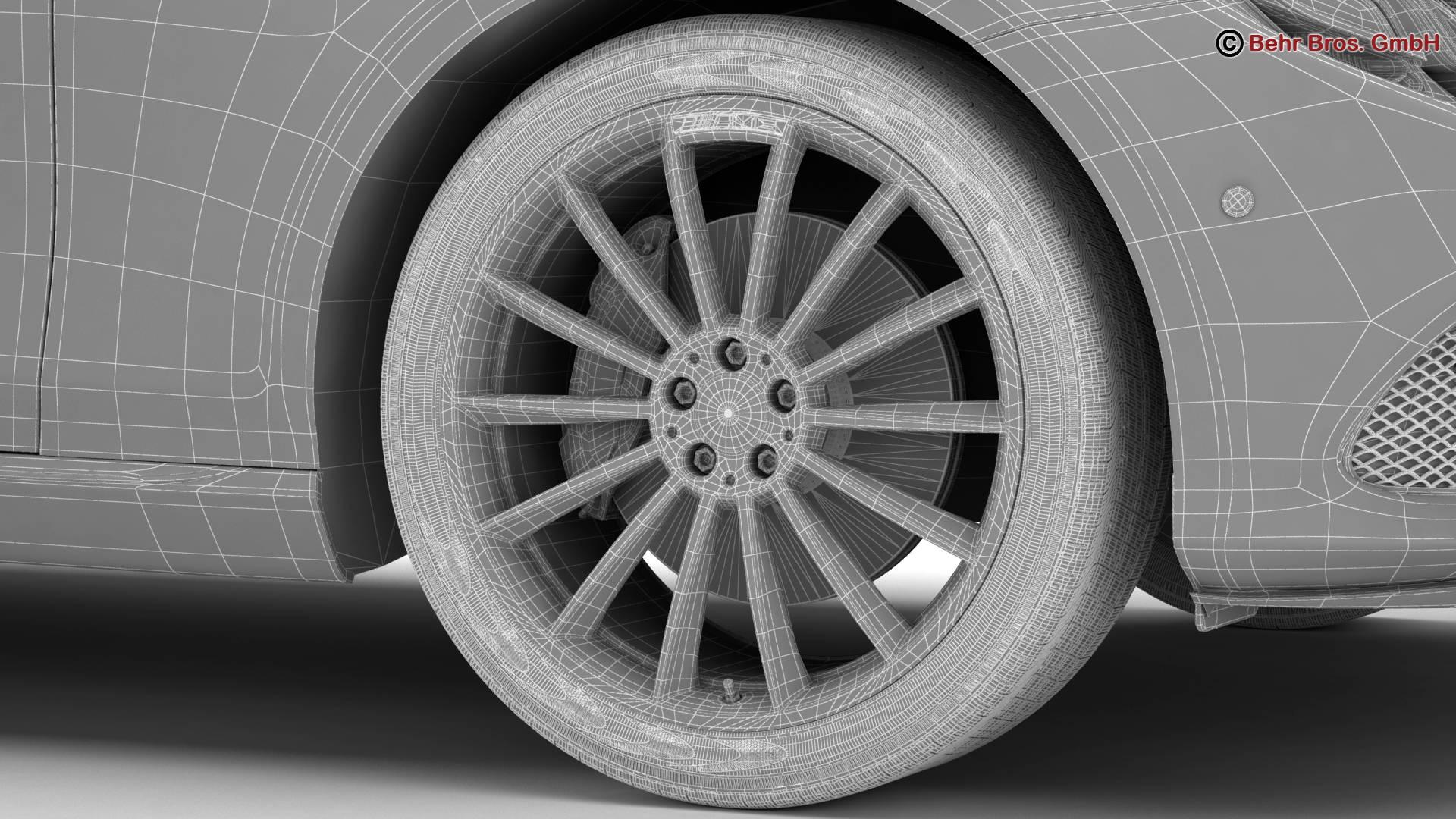 mercedes e class avantgarde 2017 3d model 3ds max fbx c4d lwo ma mb obj 221822