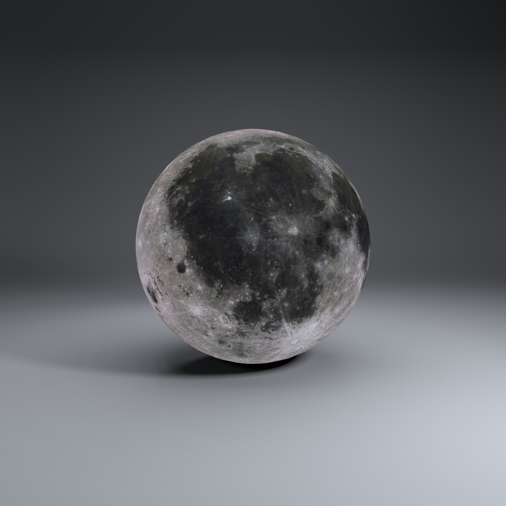 moonglobe 8k 3d model 3ds fbx blend dae obj 221864