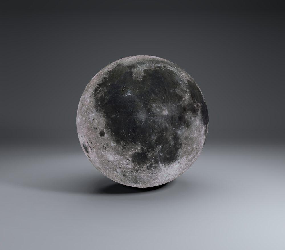 MoonGlobe 8k ( 321.93KB jpg by FlashMyPixel )