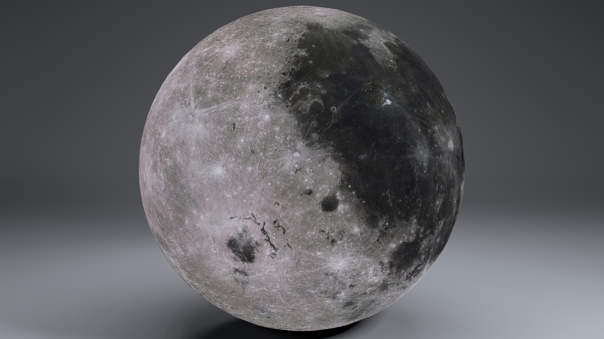 moonglobe 8k 3d model 3ds fbx blend dae obj 221866