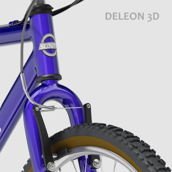 Mountain Bike  ( 144.87KB jpg by leon0027 )