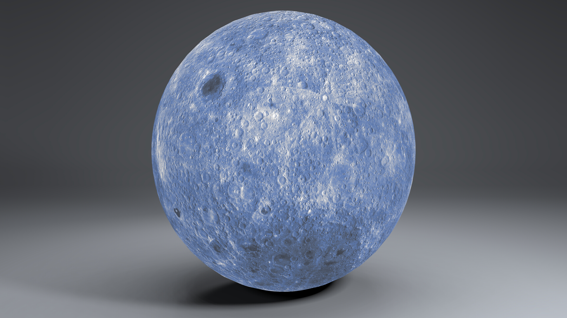blue moonglobe 11k 3d model 3ds fbx blend dae obj 221888