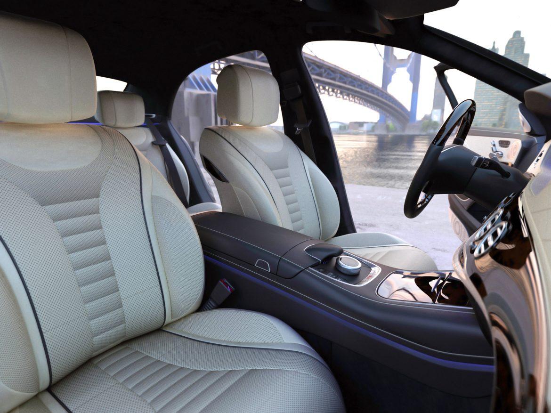 Mercedes Benz S-Class LWB 2017 3d model 3ds max fbx c4d obj