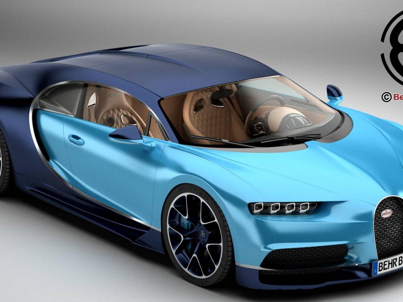 Bugatti Chiron 2017 ( 179.49KB jpg by Behr_Bros. )