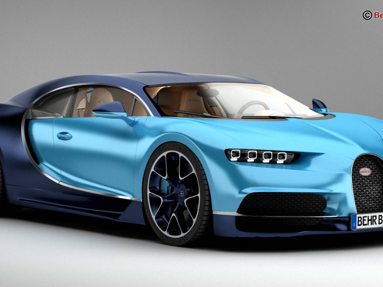 Bugatti Chiron 2017 ( 160.31KB jpg by Behr_Bros. )