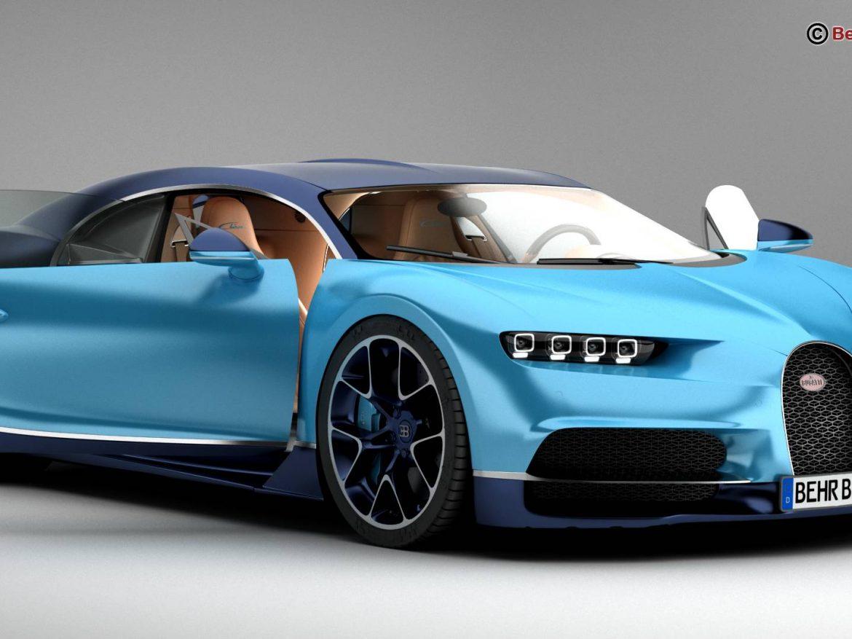 Bugatti Chiron 2017 ( 156.85KB jpg by Behr_Bros. )