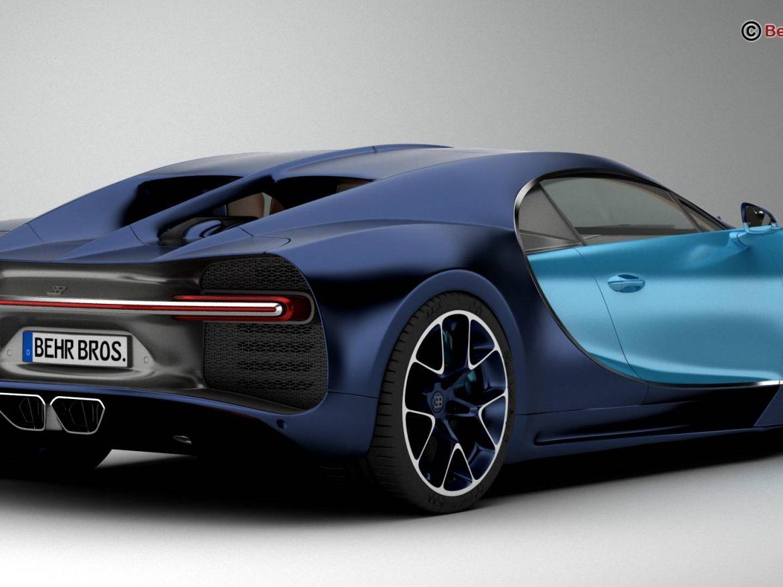 Bugatti Chiron 2017 ( 149.88KB jpg by Behr_Bros. )
