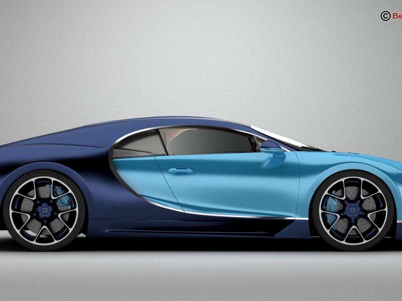 Bugatti Chiron 2017 ( 136.08KB jpg by Behr_Bros. )